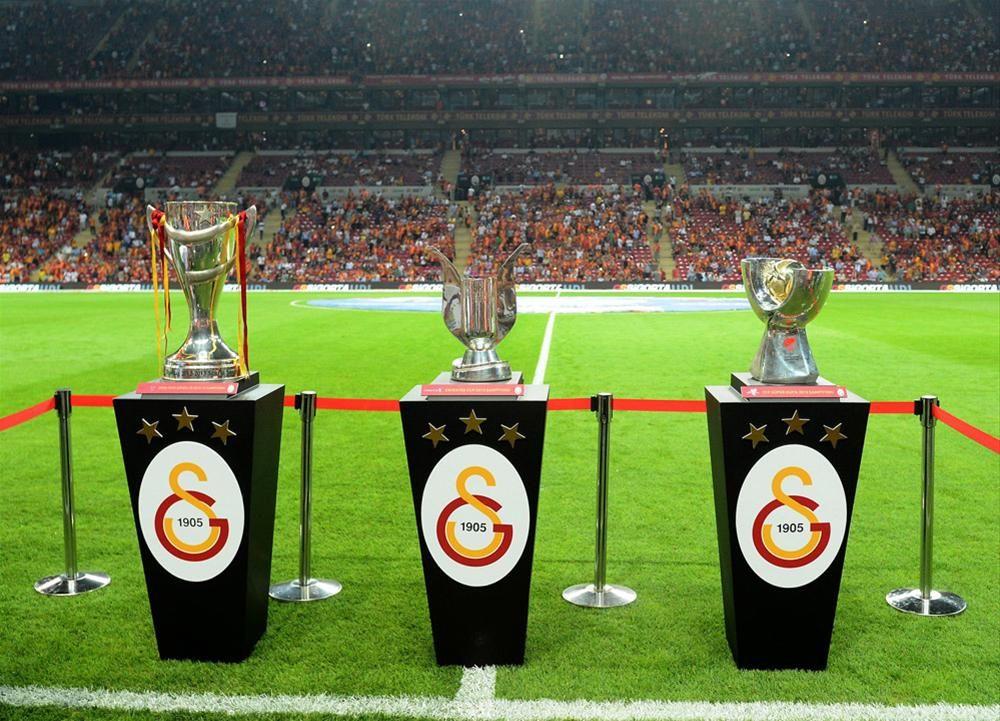 Geçmişten Bugüne Galatasaray'ın Kazandığı Kupalar