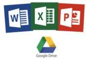 Google Drive'da Ofis Dosyaları Düzenleme Özelliği