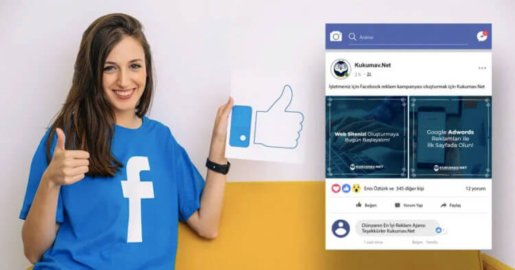 Facebook Reklamdan Para Kazanma Dönemini Duyurdu