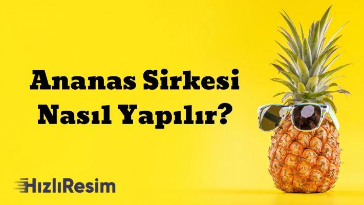 Ananas Sirkesi Nasıl Yapılır_